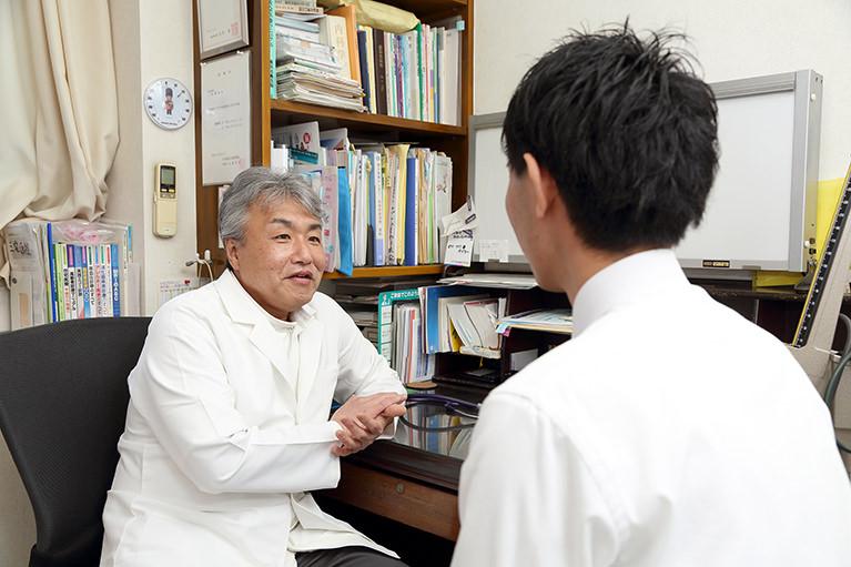 三宅医院は、横浜市健康診査実施医療機関です