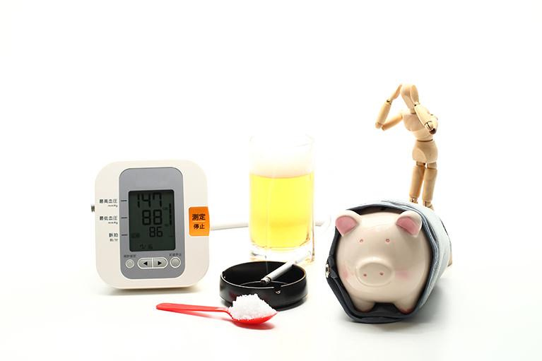 生活習慣病の特徴